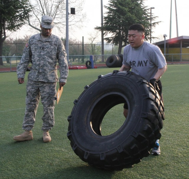 Best Warrior Competition finishes rigorous week with a bang