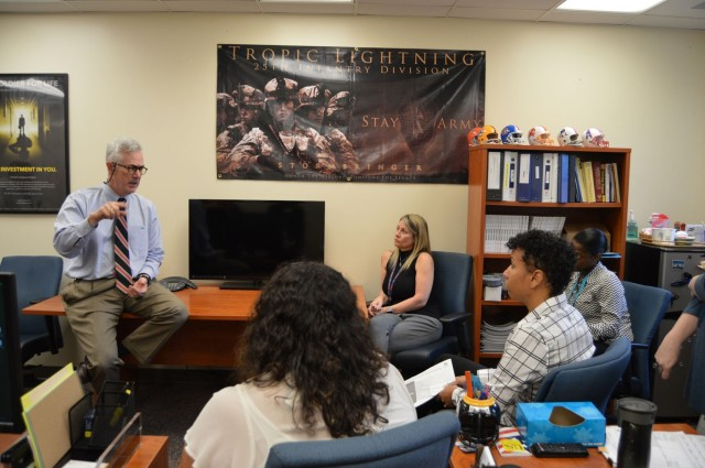 SFL-TAP director meets with stakeholders in Hawaii