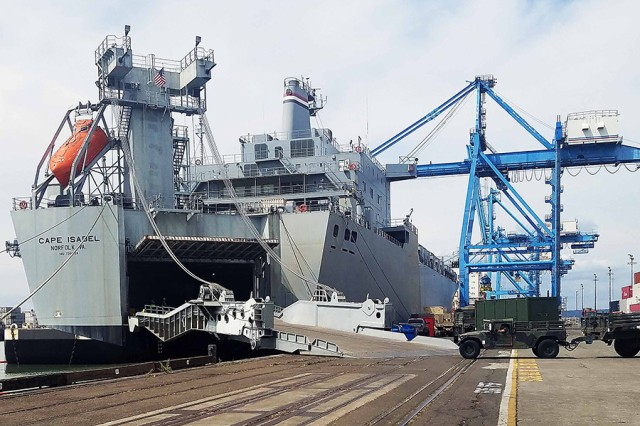 Army pre-positioned stocks consist of critical warfighting stocks strategically positioned afloat and ashore. In conjunction with strategic sealift and airlift, pre-positioned stocks provide the joint force commander with the combat formations and enablers needed to defeat adversaries.