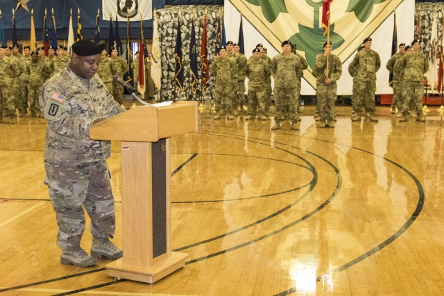 71st EOD welcomes new CSM