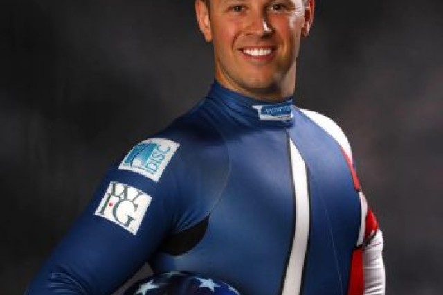 New York Army National Guard Sgt. Matthew Mortensen is part of the Army World Class Athlete Program and will be competing in luge in the 2018 Pyeongchang Olympics.