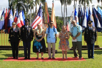8th TSC honors retirees during Celebration of Service