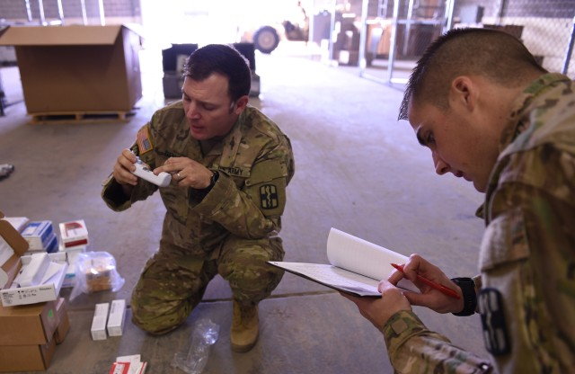 Army upgrades frontline surgical teams