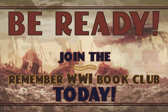 Libraries across the U.S. Army will celebrate the centennial of the U.S. involvement's in WWI by hosting special events, commemorative displays and book clubs for library patrons.