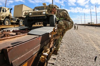 Army Air and Missile Defense Command prepares for Exercise Roving Sands
