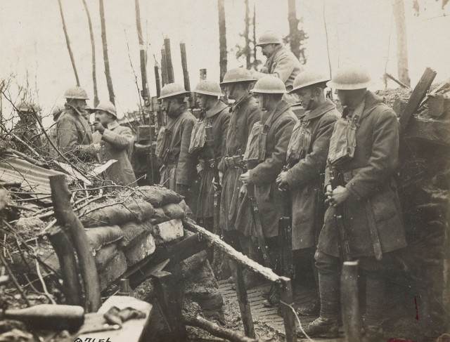 Trench Training for Rainbow Soldiers