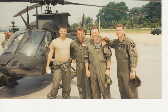 During his career, now-retired Chief Warrant Officer 5 Carlton Jenkins Jenkins was selected to be a Kiowa Warrior helicopter pilot instructor that included teaching flight school for three years at the Army's Aviation at Fort Rucker, Alabama.
