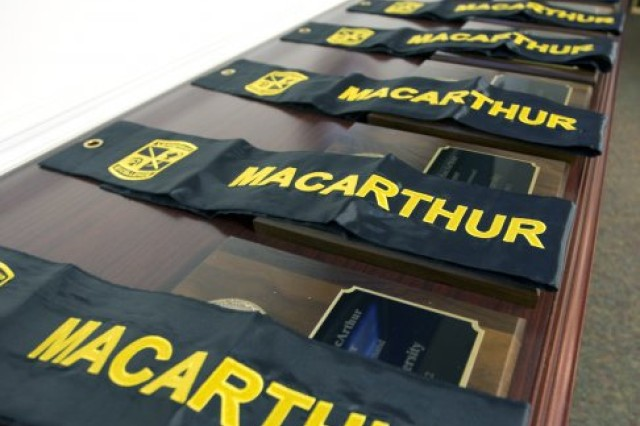 Cadet Command and the MacArthur Foundation have given the awards each year since 1989.