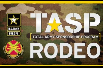 Total Army Sponsorship Program Rodeo March 15 at USAG Bavaria