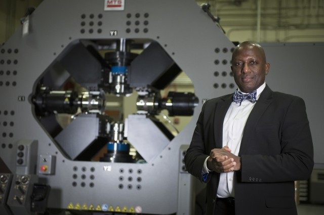 Dr. Jaret C. Riddick leads the U.S. Army Research Laboratory's Vehicle Technology Directorate and its science and technology efforts to develop advanced capabilities and improved reliability for Army air and ground vehicles.