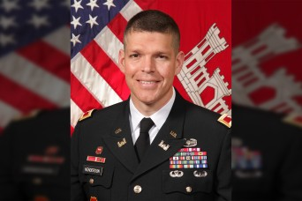 Recently-retired Army colonel named Federal Engineer of Year