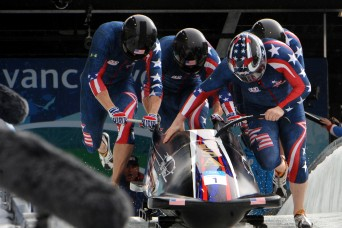 In his third Olympics, Soldier embraces new role