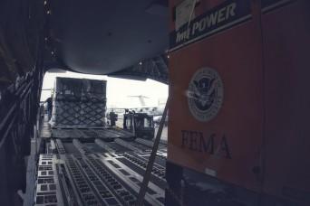 Defense Coordination Element - Hawaii responds to Gita