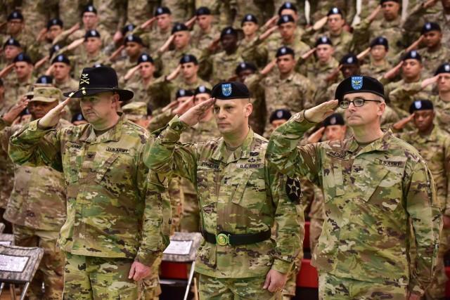 Raider Brigade returns to the Republic of Korea