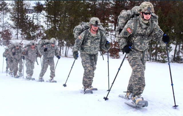 Year-round Total Army training