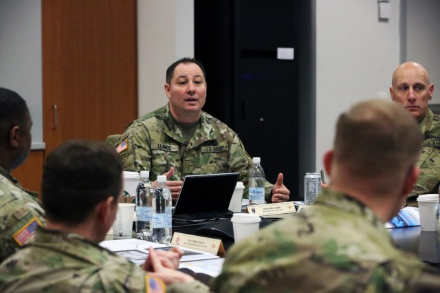 Europe, Africa Signal warrant officers gather for daylong professional development event in Landstuhl