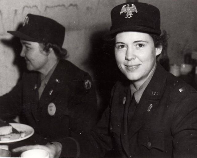 WAACs at Dugway 1943