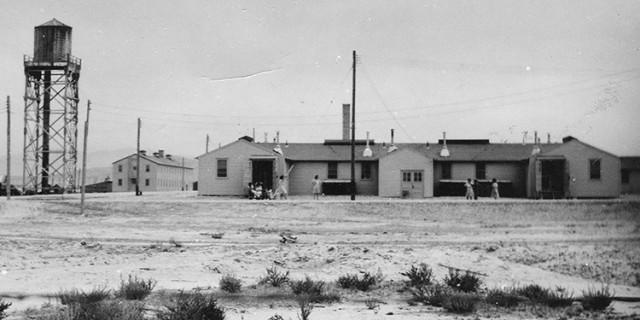WACs barracks 1944