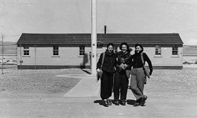 WACs Dugway HQ 1943-46