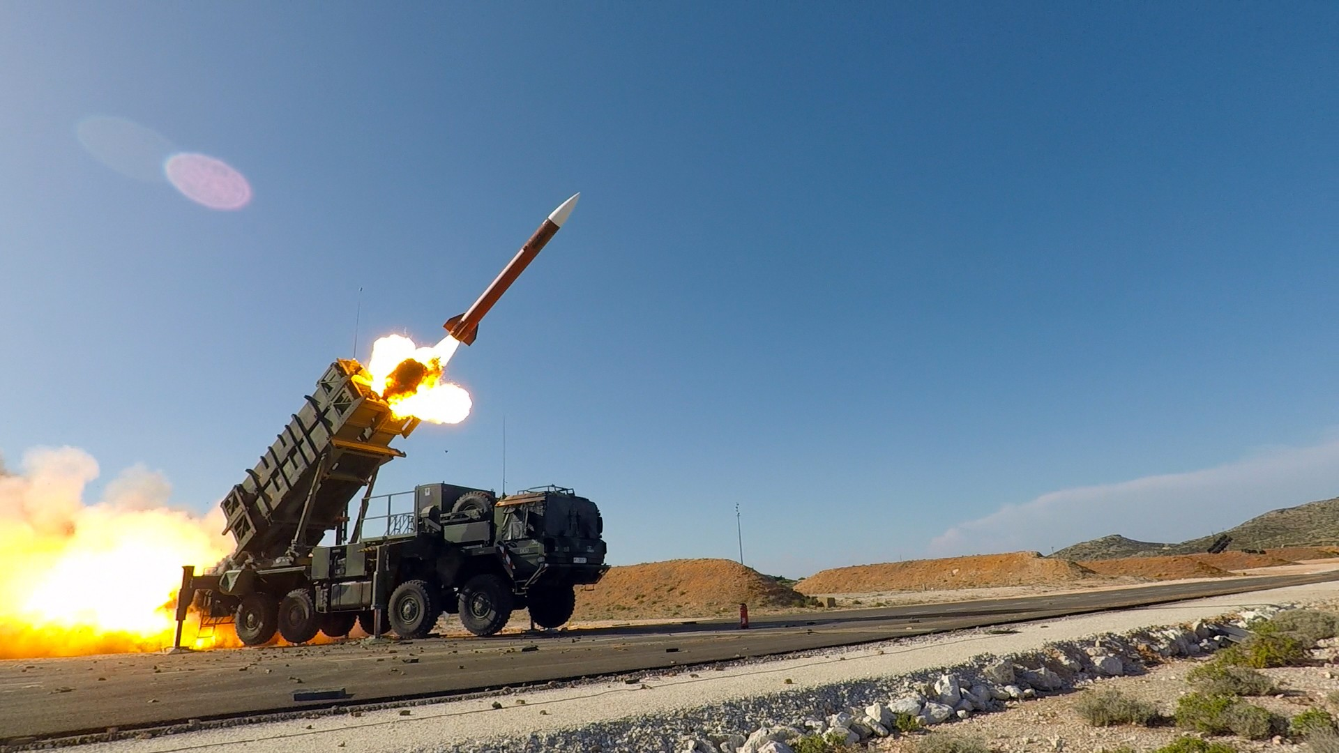 Layered Air Missile Defense Critical To U S Security
