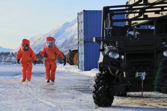 Exercise Arctic Eagle tests radiological response in Valdez