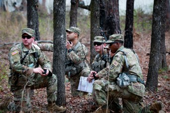 2nd SFAB training as combat advisers at Fort Benning