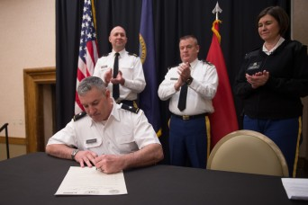 Idaho Army National Guard recognizes 'Year of the Warrant Officer'