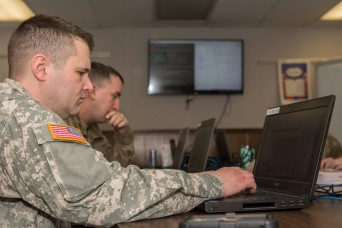 Maine National Guard welcomes 146th Cyber Support Team