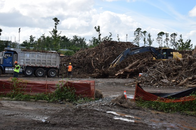 The U.S. Army Corps of Engineers, working with local government officials, have set additional dates of the last day debris will be picked up by contractors operating under the Federal Emergency Management Agency's debris mission assignment.