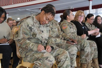 Sisters-in-Arms supports female members of Kaiserslautern Military Community