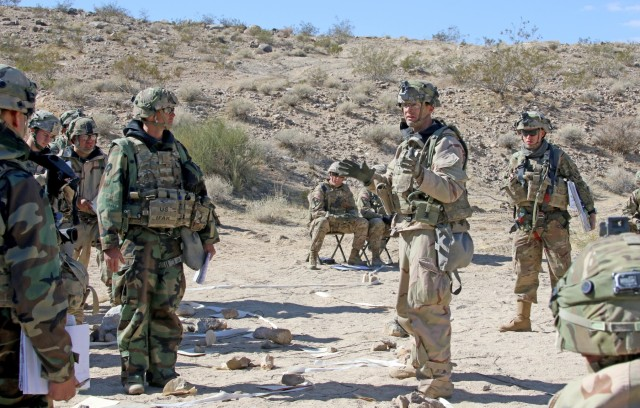 3rd Cav. Regt. troopers finish the fight at NTC