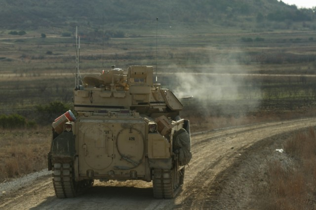Greywolf Brigade Reinforces Readiness with Gunnery Exercise