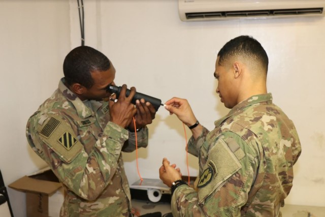 U.S. Army Signaleers Vital to New Strategy in Afghanistan