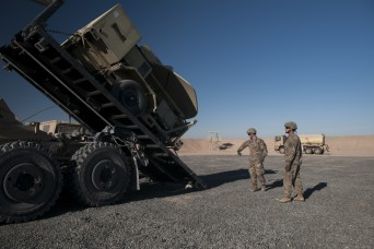 Army success relies on materiel in the right place, right time