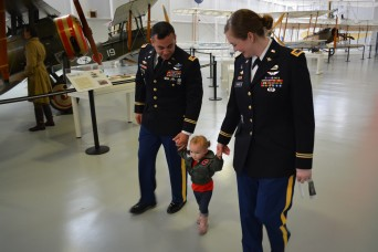 Dual-Army couple: 'Army takes care of people'