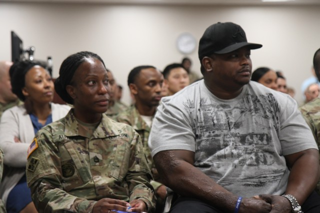 Soldier 360 Leadership Resiliency Course helps student to overcome hardship