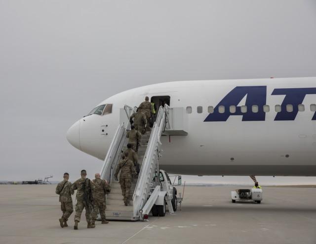 3-61 Cav trains for Kosovo rotation