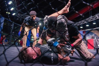 Fort Bragg hosts Army wide combatives tournament