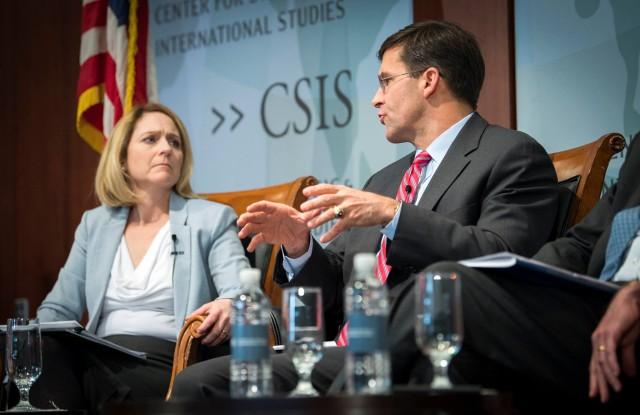 Esper: Budgetary flexibility, legislative support can help Army modernize