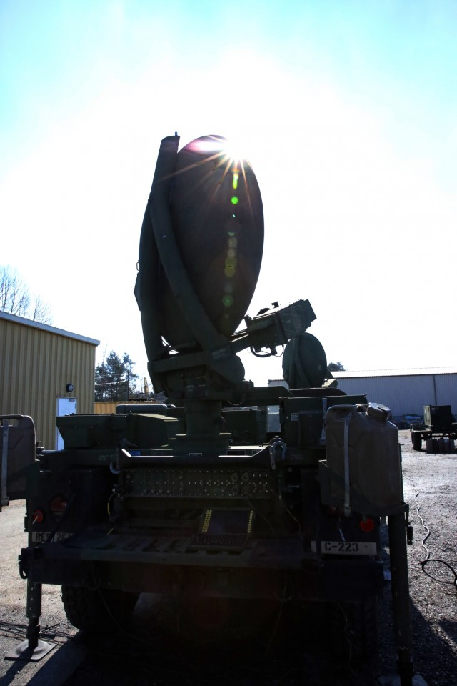 Army Europe units train, validate communications systems, procedures at SMART-T Rodeo
