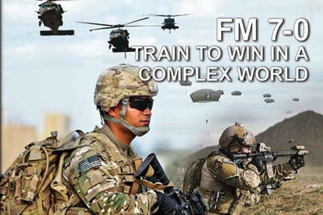 Field Manual 7-0, Train to Win in a Complex World, provides the road-map for achieving unit proficiency in mission-essential tasks.  Standardized and deliberate training assessment methodologies and procedures determine readiness levels and ensure a ready force.