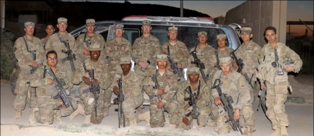 Bravo Company, 1st Battalion, 6th Infantry Regiment