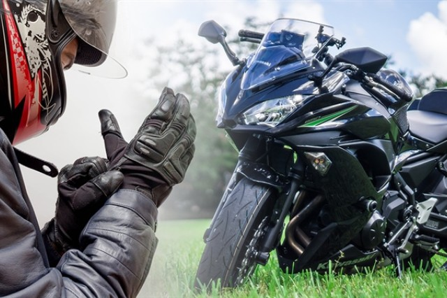 When riding a motorcycle, even the smallest mistakes can be life threatening, so risk management and situational awareness are crucial.