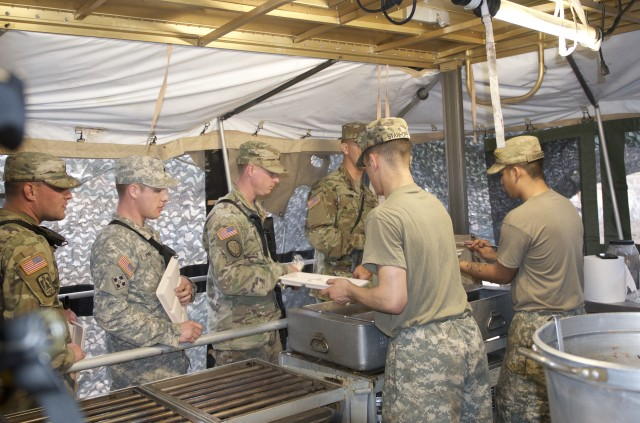 13th Expeditionary Sustainment Command Trains for Future Operations