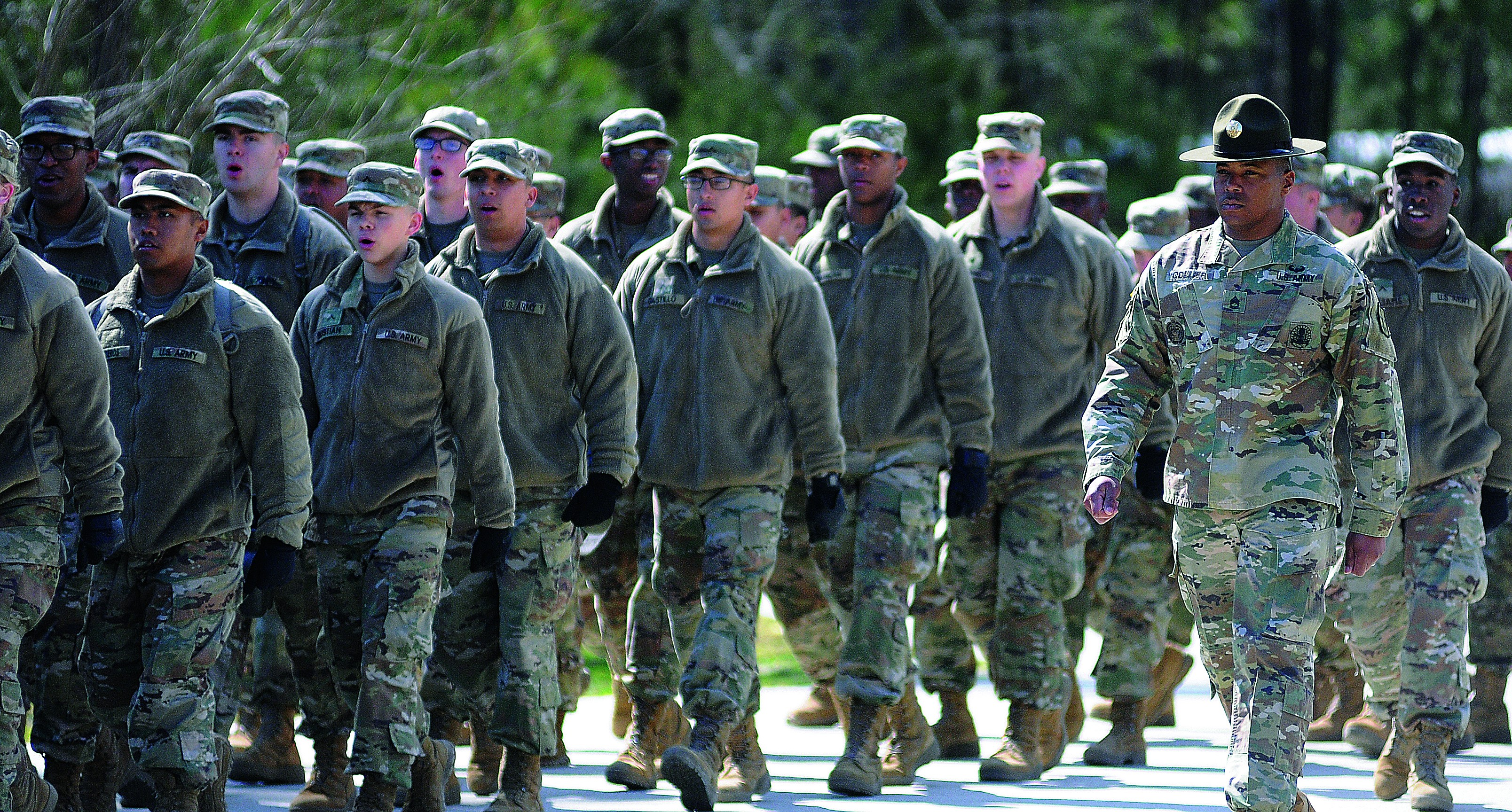 Drill sergeants return to Fort Lee | Article | The United States Army