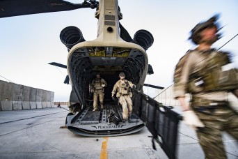Soldiers, Airmen partner to conduct Afghanistan rescue missions