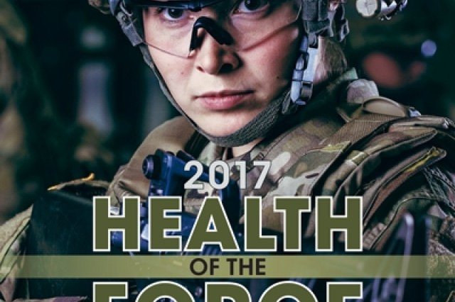 The third annual edition of the Health of the Force report makes Soldier health and readiness information accessible to a wide array of stakeholders, including military medical professionals, Soldiers, and the larger community.
