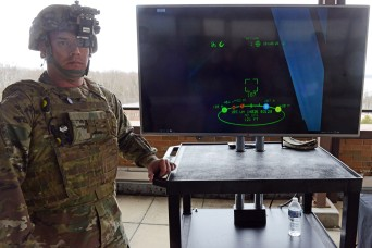 Soldiers' situational awareness improved using micro-displays, augmented reality