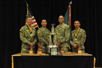 National Guard marksmen put in outstanding performance