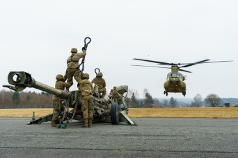 Army looking to build on long-range precision fire capabilities, modernize firepower